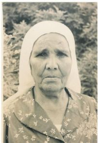 Grandmother Miriam Yeshua. My Yemenite matriarch.